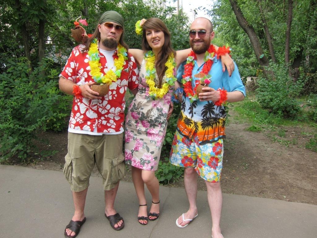 Гавайская вечеринка: как правильно одеться. PartyToday.ru