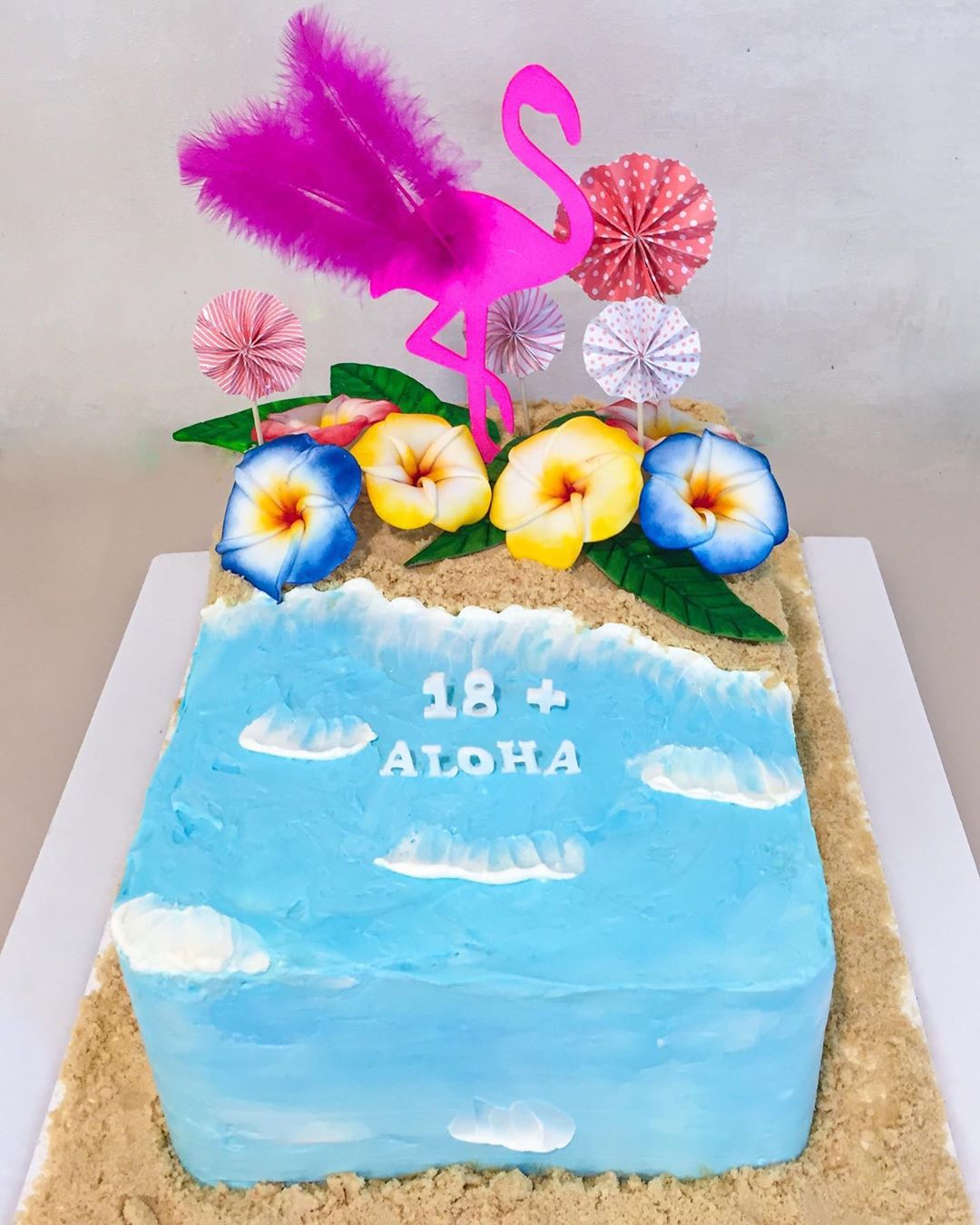Гавайская вечеринка: еда и напитки. PartyToday.ru