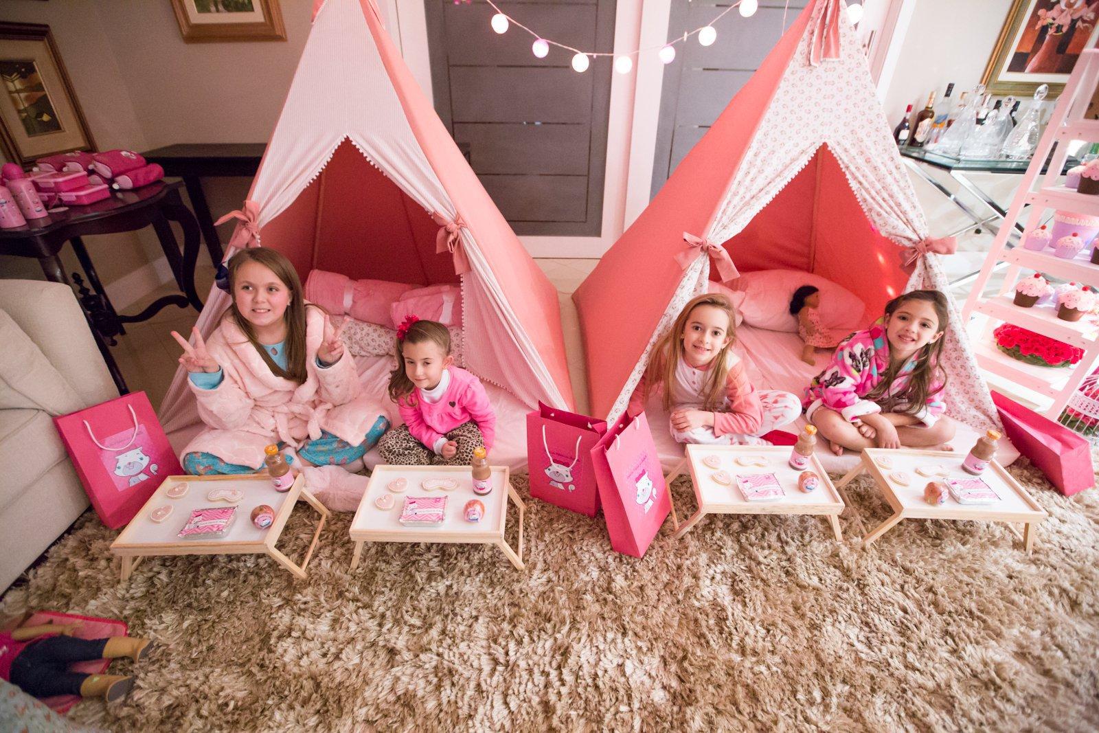 Пижамная вечеринка для детей от PartyToday.ru