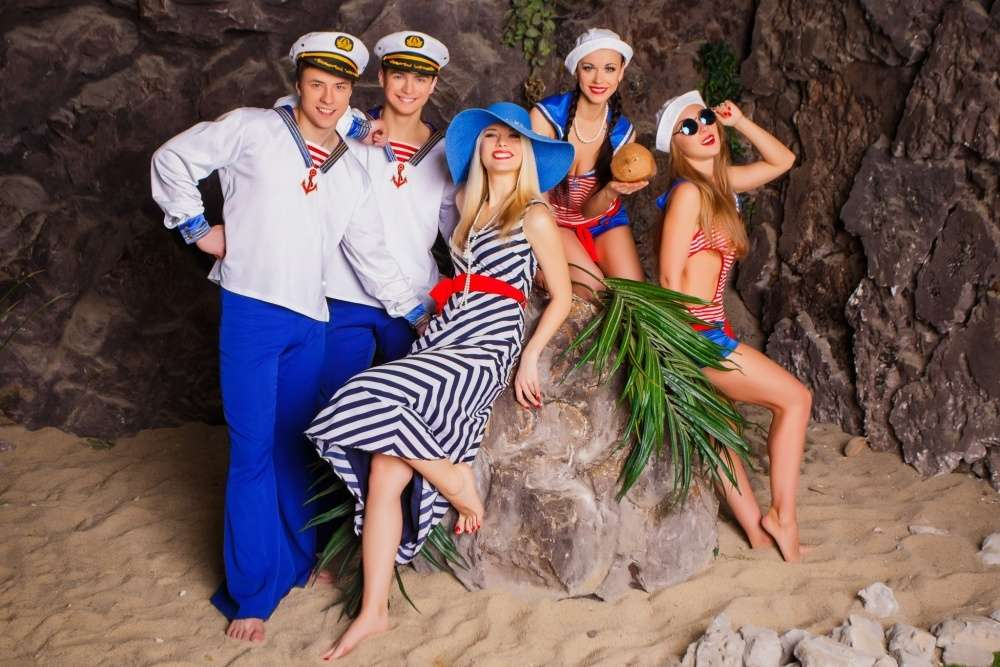 Вечеринка в морском стиле от PartyToday.ru