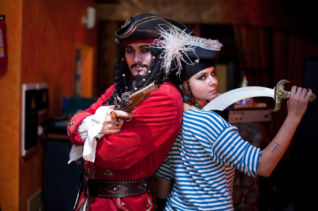 Пиратская вечеринка от PartyToday.ru