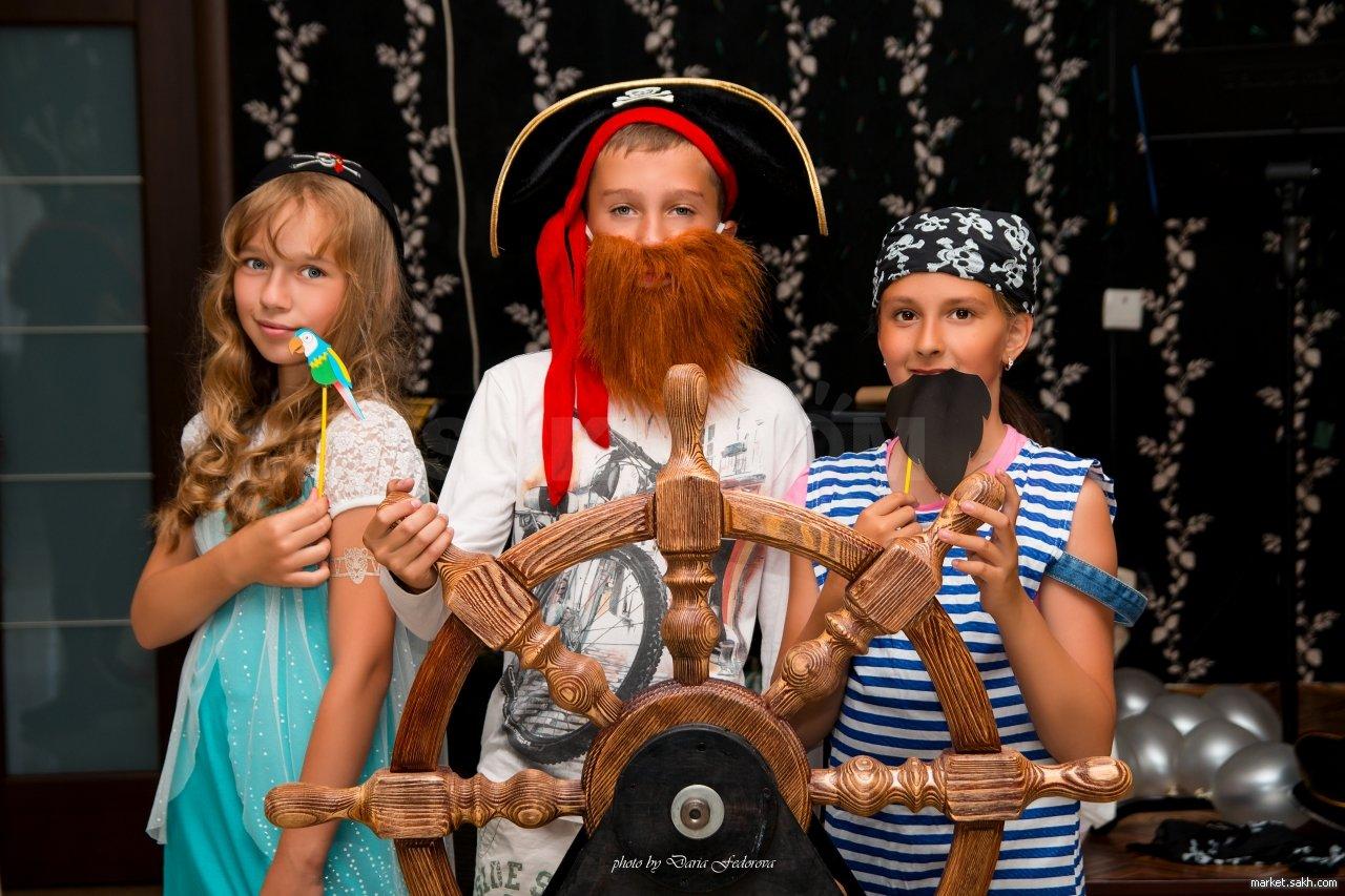 Пиратская вечеринка для детей от PartyToday.ru