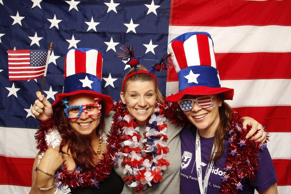 Американская вечеринка от PartyToday.ru