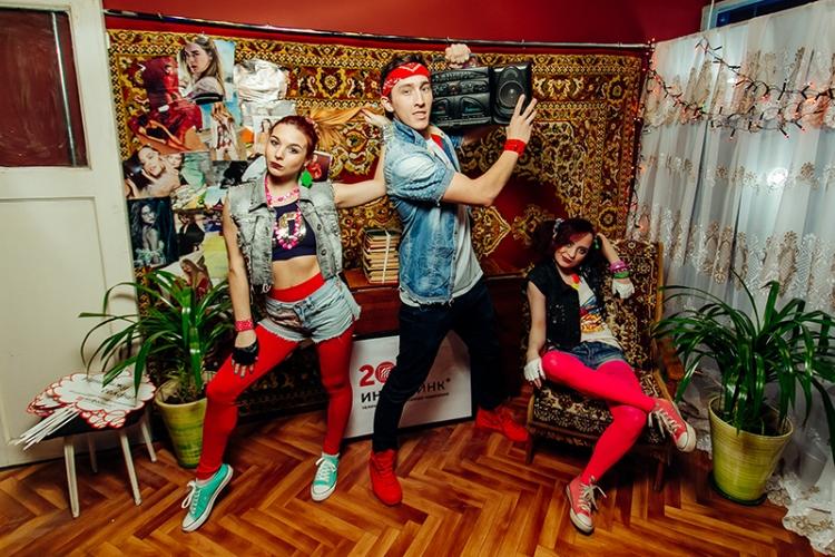 Одежда для вечеринки в стиле 90-х от PartyToday.ru