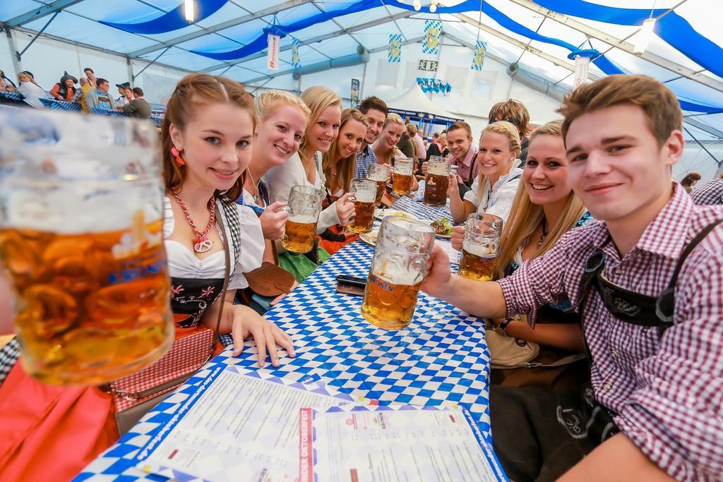 Проведение праздника пивной вечеринки от PartyToday.ru