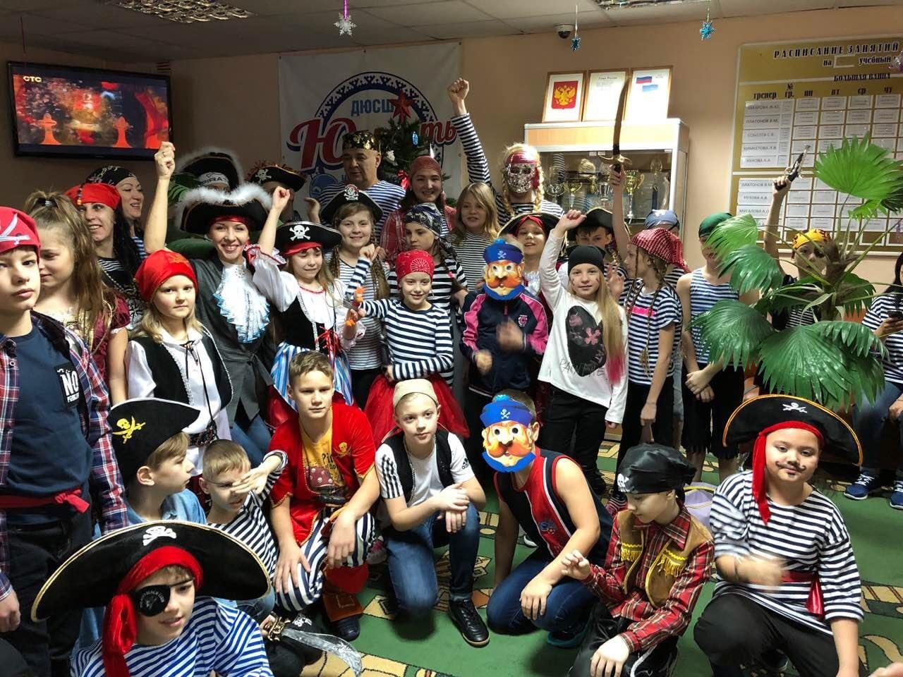 Детская вечеринка в стиле пиратов от PartyToday.ru