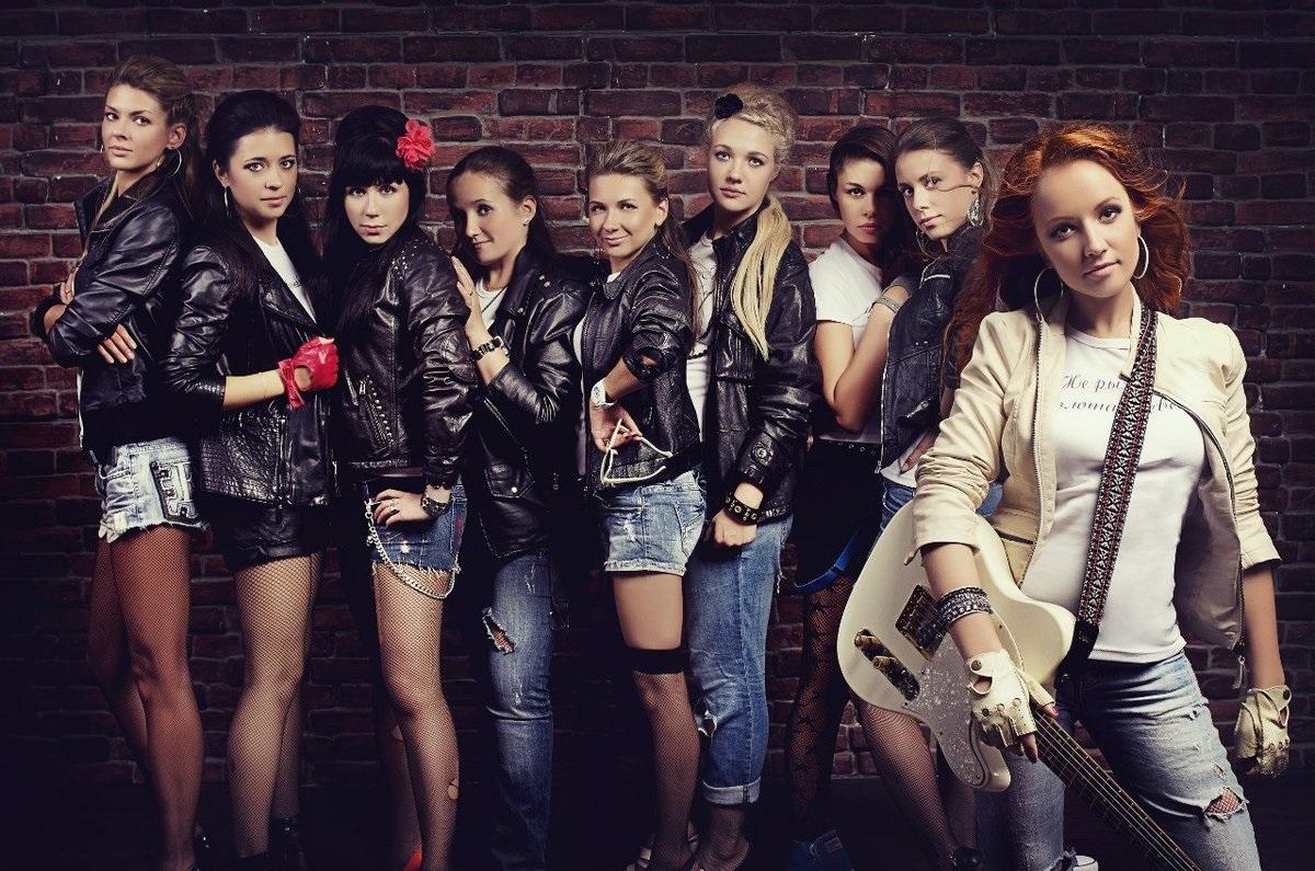 Корпоратив в стиле рок от PartyToday.ru