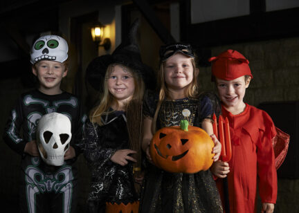 Хэллоуин вечеринка для детей от PartyToday.ru