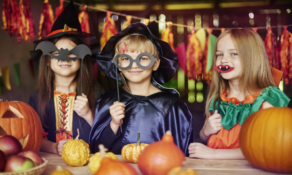 Еда на хэллоуин вечеринку для детей от PartyToday.ru
