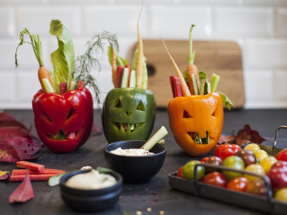 Еда на хэллоуин вечеринку от PartyToday.ru