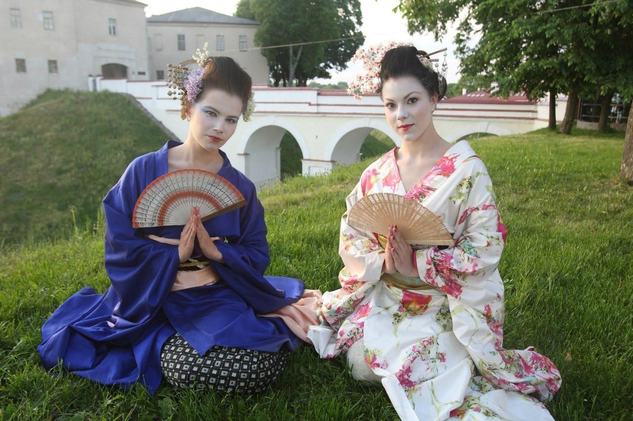 Образ для японской вечеринки от PartyToday.ru