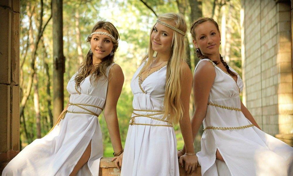 Образ для греческой вечеринки от PartyToday.ru