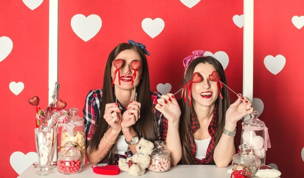 Вечеринка ко Дню Святого Валентина