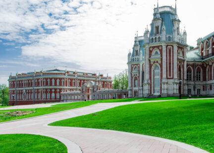 Царицыно: экскурсии по дворцам и паркам от PartyToday.ru