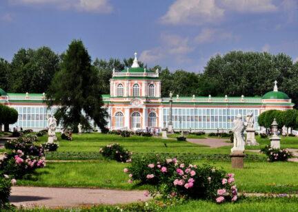 Усадьба Кусково: экскурсии по дворцам и паркам от PartyToday.ru