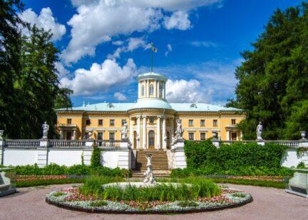 Архангельское: экскурсии по дворцам и паркам от PartyToday.ru