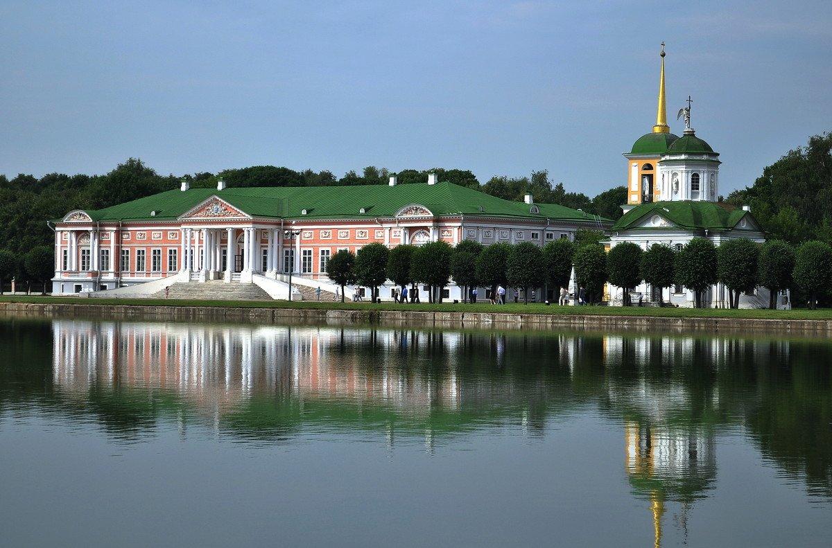Усадьба Кусково сегодня: экскурсии по дворцам и паркам от PartyToday.ru