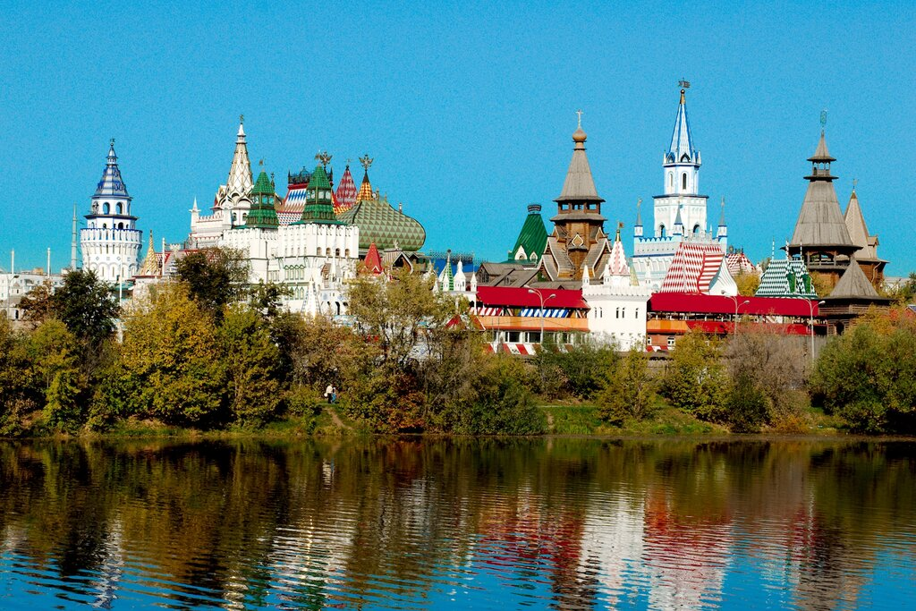Измайлово: экскурсии по дворцам и паркам от PartyToday.ru