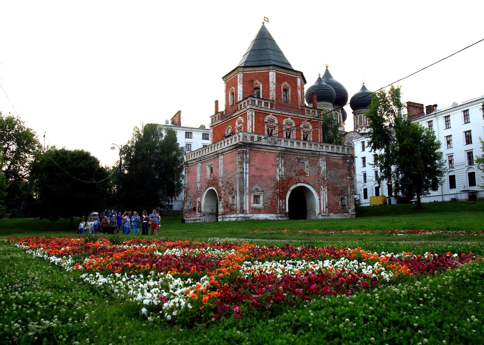 Усадьба Измайлово сегодня: экскурсии по дворцам и паркам от PartyToday.ru